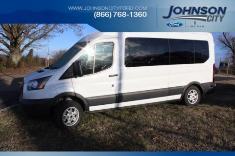 New Ford Transit-350